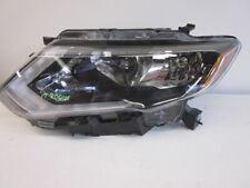 2016-2019 NISSAN ROGUE Left side Halogen Headlight OEM Driver side  26060-6FL0A