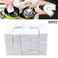 50* Magic Sponge Eraser Cleaning Melamine Multi-functional Foam Cleaner Pad