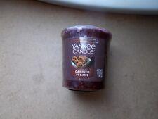 Yankee Candle USA Deerfield RARE confites noix de pécan Sampler