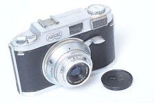 ADOX FOTOWERKE ADOX 300. W/ STEINHEIL 45mm 2.8 CASSAR LENS. 35MM CAMERA