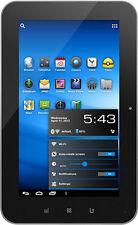 """NEW ALURATEK CINEPAD AT107F 4GB, Wi-Fi, WI-FI, 7"""" CAPACITIVE TABLET - BLACK"""