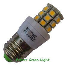 E27 ES 24 SMD LED 240V 3.8W 370LM WHITE BULB ~50W