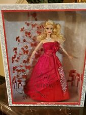 2012 Holiday Barbie Doll Barbie Collector