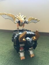 Power Rangers Wild Force Bull Zord and Eagle Zord for Wild Force Megazord