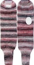 "Vivienne Westwood Japan Wool Leg Arm Warmers Stripes Orb Embroidered-22.5""L-NWT"
