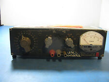 VINTAGE US Customs Output Power Meter, General Radio Co. Type 1840-A , SER 250