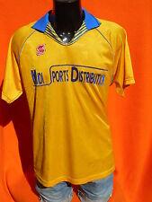 VINTAGE Jersey Maillot Camiseta Trikot #3 ABM France Porté Worn Midi Sport Match