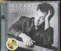 BILLY JOEL GREATEST HITS VOLUME 1 & VOLUME II - 2 CD's