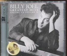 Billy Joel - Greatest Hits Volume I & Volume II 2 CD 1 and 2 Very Best of