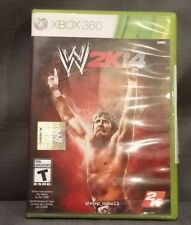 WWE 2K14  (Microsoft Xbox 360, 2013) Video Game