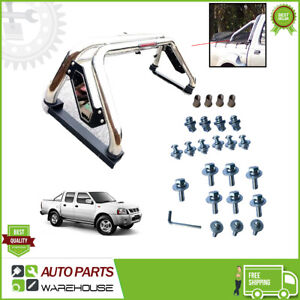 Universal Roll bar Pickups Stainless Steel Sports accessories Roll Bar M399