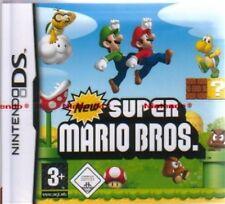 NINTENDO DS 3DS SUPER MARIO BROTHERS New Deutsch Neuwertig
