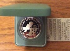 1997  KOOKABURRA 2oz PENNY PRIVY MARK  SILVER PROOF $2 COIN