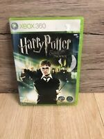 Harry Potter And The Order Of The Phoenix - XBox 360 Game UK PAL