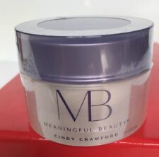 Overnight Retinol Repairing Creme by Cindy Crawford Meaningful Beauty 1oz Sealed