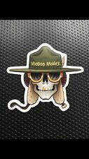 New Belgium Brewing ~ Beer Sticker~ Voo Doo Ranger ~ Beer Decal