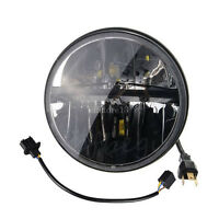7'' Moto Phare Projecteur LED Headlight Adaptateur Lampe Pour Harley Jeep