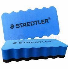 1x Staedtler Whiteboard Eraser.Magnetic, Drywipe Board Rubber.Home/School/Office
