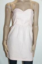 COTTON ON Designer Cindy Pink Strapless Day Dress Size S BNWT #SF75