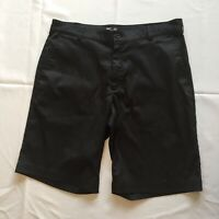 NIKE GOLF Men's Black DRI-FIT Stretch Flex Shorts Size 34