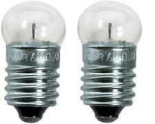 2xRücklicht Fahrrad Glühbirne Ersatzbirne 2x6V-0,6W 2x6V-2,4W 2 x Frontlicht