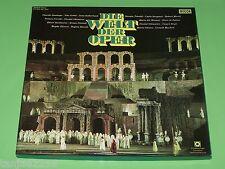 Die Welt der Oper V.A.Domingo Gobbi Sutherland Tebaldi - Decca Club 3 LP Box