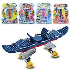 XD#3 FingerBoard Mini rebound Finger board Skate trucks finger Skateboard toy