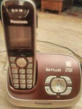 Panasonic KX-TG6521 Cordless DECT 6.0 PLUS Phone & Answering machine