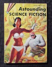 1955 Dec ASTOUNDING Science Fiction Digest Magazine VG/FN 5.0 Murray Leinster