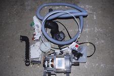 ZANUSSI FLA1201W WASHING MACHINE BROKEN FOR PARTS:MOTOR,HOSES,PUMP,SWITCH ETC