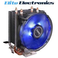 Antec A30 Air CPU Cooler 92mm Blue LED 36CFM Copper Heatpipe