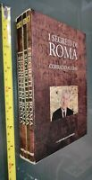 GG COFANETTO 4 DVD - I SEGRETI RI ROMA CORRADO AUGIAS - LA REPUBBLICA L'ESPRESSO