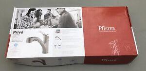 Pfister F-534-7PVSL Slate Prive Single-Handle Kitchen Faucet Missing Parts