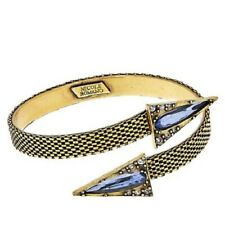 "Nicole Romano ""Elms"" Triangular Arrow Cuff Bracelet Retail $90"