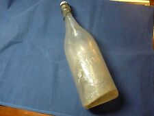 Keystone Bottling Works Wilkes-barre PA Registered Bottle with Stopper