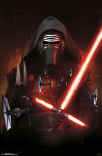 Star Wars Force Awakens Kylo Ren Poster 22 X 34 RP13969