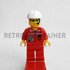 LEGO Minifigures - Ground Control - spp009 - Space Pilota Omino Minifig Set 6456