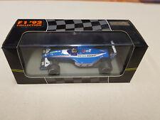 Onyx 135 Ligier Renault JS 37 F1 1:43 Thierry Boutsen NEU und OVP