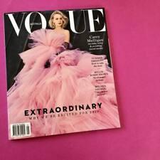 Vogue Magazine Australia January 2018 Carey Mulligan NEW