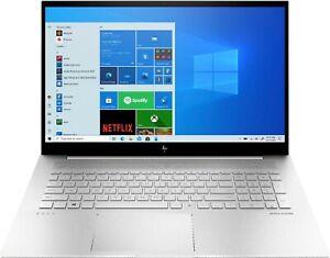 New HP ENVY 17m-ch0013dx 17.3'' FHD Touchscreen Laptop i7-1165G7 12GB 512GB Iris