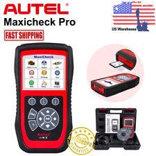 Autel MaxiCheck Pro OBD2 EPB DPF BMS SAS Airbag Scan Automotive Diagnostic Tool