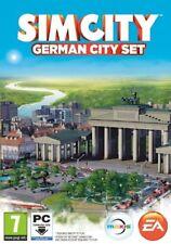 SimCity German City Set - Add-On (PC Nur Origin Key Download Code) No DVD, No CD