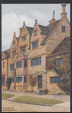 Worcestershire Postcard - Tudor House, Broadway    RS5236