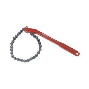 Clé à chaîne, démonte sphères, 400 mm poignée de 300 mm - AUTOBEST