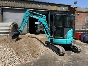 House Extension Groundwork's Digger Hire and driver Dumper 750mm wide 1ton 3ton