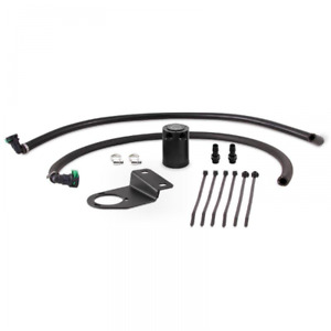Mishimoto Baffled Oil Catch Can Kit for 19+ Ford Ranger
