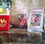 MandC sport cards,purses,toys,more