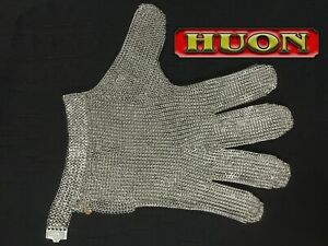 Ambidextrous 5 Finger Chain Mesh Glove - Butcher, Farmer, Hunter