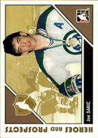 2007-08 ITG Heroes & Prospects Hockey Cards Pick From List
