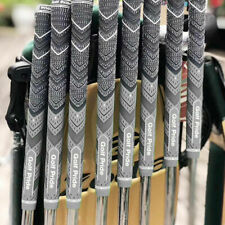 1-10Pcs Golf Pride Grips New Decade MCC Plus 4 Multi-Compound Midsize - Grey UK